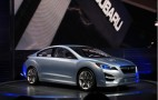 2010 L.A. Auto Show: Subaru Impreza Concept Live Photos, Unveiling Video