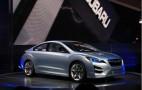 2010 L.A. Auto Show: Subaru Impreza Concept Live Photos, Unveiling Video