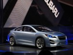 2010 Subaru Impreza Concept live photos