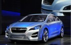 2012 Subaru Impreza To Debut At New York Auto Show?