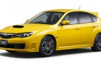 Subaru launches new Impreza WRX STI Spec C in Japan