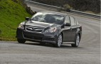 2010 Subaru Legacy scores 31mpg highway in EPA tests