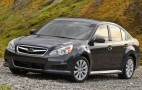 2011 Subaru Outback, 2011 Subaru Legacy Pricing Stays Put