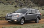 2010 Subaru Outback: Buyer Asks about Child Seats