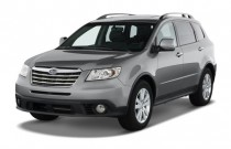 2010 Subaru Tribeca 4-door Limited Angular Front Exterior View