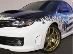 2010 Subaru WRX STI by SPT Concept