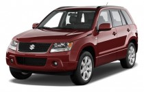 2010 Suzuki Grand Vitara 2WD 4-door I4 Auto XSport Angular Front Exterior View