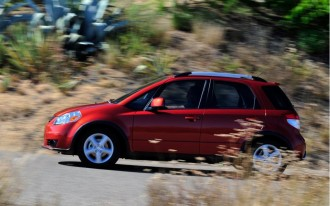 2010 Suzuki SX4 Crossover: Inexpensive All-Weather Runabout