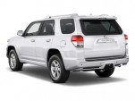 2010 Toyota 4Runner 4WD 4-door V6 SR5 (Natl) Angular Rear Exterior View