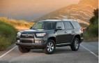 2011 Toyota 4Runner: Four-Cylinder Engine Dropped, Again