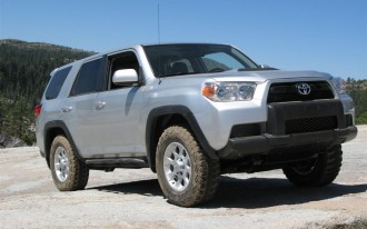 Preview: 2010 Toyota 4Runner