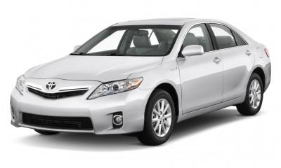 2010 Toyota Camry Hybrid Photos