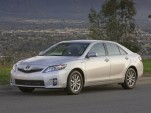 Toyota Camry Hybrid to Become Australia's First Locally Built Hybrid Model