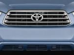 2010 Toyota Highlander 4WD 4-door V6  Limited (Natl) Grille