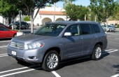 2010 Toyota Highlander Hybrid Photos