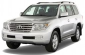 2010 Toyota Land Cruiser Photos