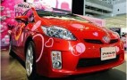 Girly Rhinestone Prius To Interest Young Women, Only In Japan
