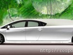 2010 Toyota Prius hearse by Leqios
