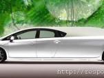 2010 Toyota Prius hearse by Leqios