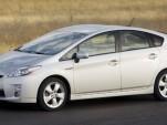 2010 Toyota Prius petrol-electric hybrid