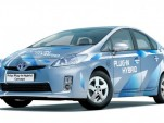 2010 Toyota Prius Plug-in Hybrid Concept