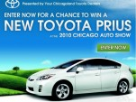2010 Toyota Prius Sweepstakes