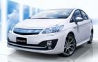 New Toyota Prius gets sporty Modellista restyle