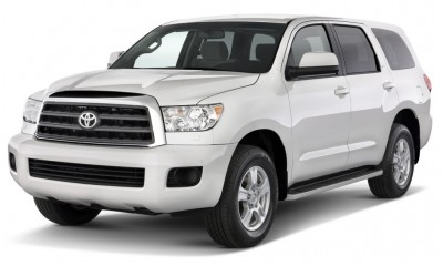 2010 Toyota Sequoia Photos