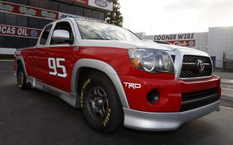2010 Toyota Tacoma X-Runner RTR Concept Ready For SEMA