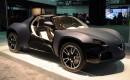 2010 Venturi America electric car concept. Photo by Joe Nuxoll.