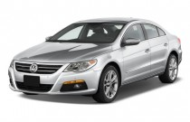2010 Volkswagen CC 4-door DSG Luxury Angular Front Exterior View