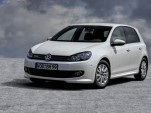 2010 Volkswagen Golf BlueMotion, for Europe only