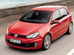 2010 Volkswagen Golf GTI production version