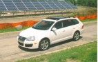 2010 Volkswagen Jetta TDI SportWagen: Bred To Save?