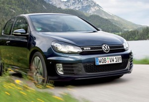 2010 Volkswagen Mark VI Golf GTI
