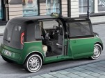 2010 Volkswagen Milano Taxi Concept