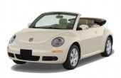 2010 Volkswagen New Beetle Coupe Photos