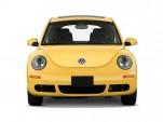 2010 Volkswagen New Beetle Coupe 2-door Man Front Exterior View