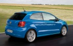 Preview: 2010 Volkswagen Polo three-door
