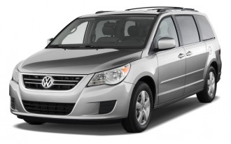 2010 Volkswagen Routan: Loading Zone