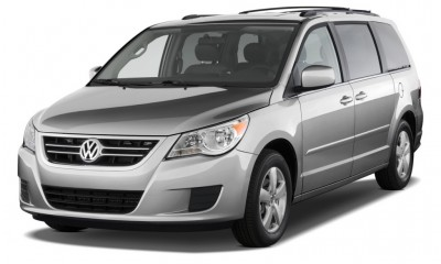 2010 Volkswagen Routan Photos