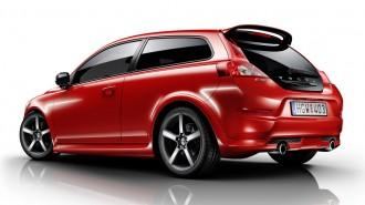 2010 Volvo C30 R-Design