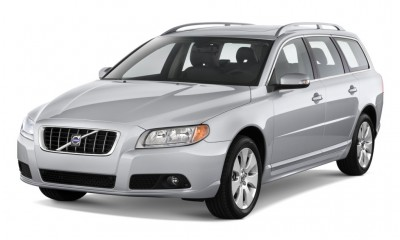 2010 Volvo V70 Photos