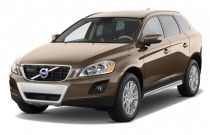 2010 Volvo XC60 AWD 4-door 3.0T w/Moonroof Angular Front Exterior View