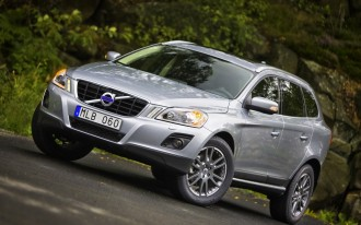 2010 Volvo XC60: An All-New Crossover