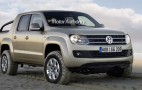 Early look at VW's upcoming 'Robust' pickup