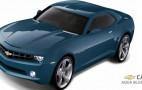 2010 Camaro Colors with Photos