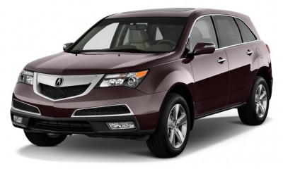 2012 Acura MDX Photos