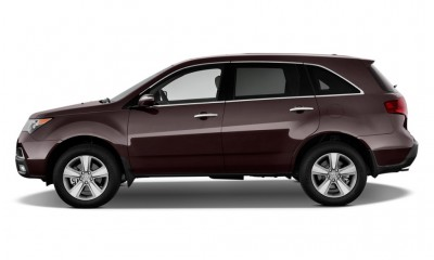 2011 Acura MDX Photos