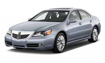 2011 Acura RL Photos